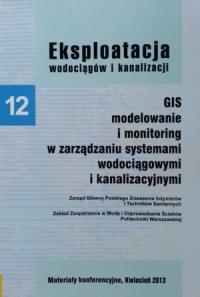 GIS modelowanie i monitoring w zarządzaniu systemami wodociągowymi i kanalizacyjnymi