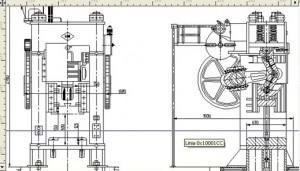 Jaka jest różnica pomiędzy CAD i GIS rys.1