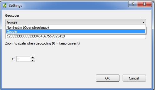 geocodesettings