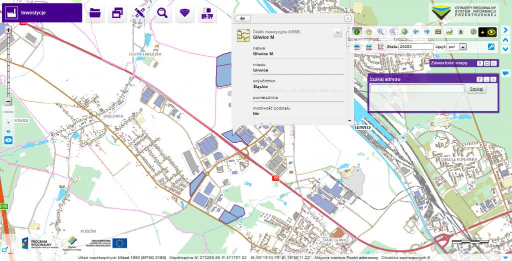 Integracja danych GIS