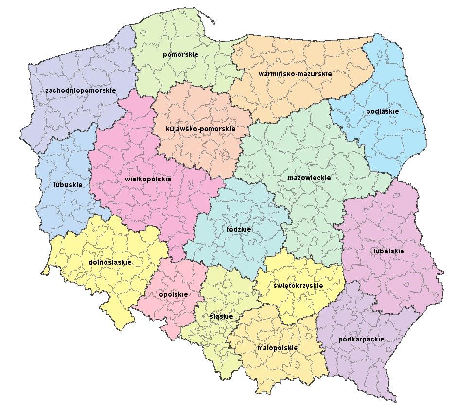 Granice Polski