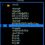 Panel obiekty - QGIS 2.6